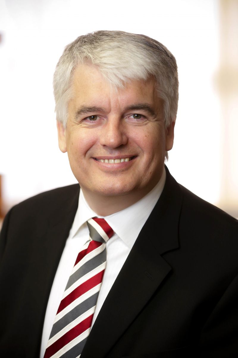 Szabó Gábor, az Ingenico magyarországi vezetője