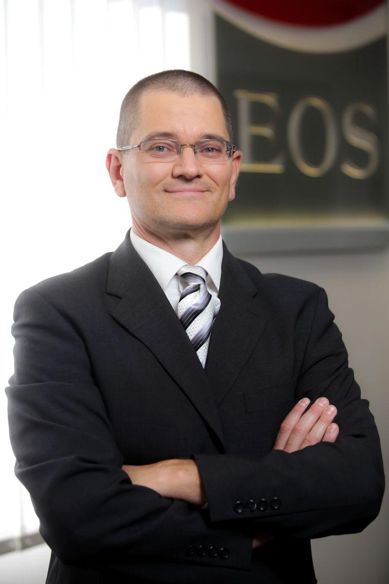 Thümmerer Péter, az EOS Csoport ügyvezető igazgatója
